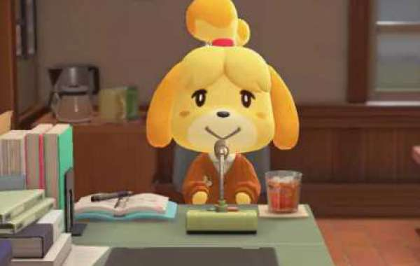 The April 2020 update to Animal Crossing