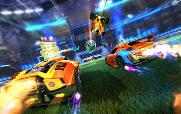 Looking for something else to fill the time between playing Rocket League?