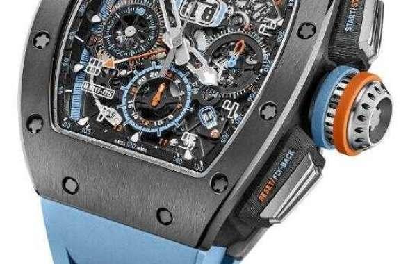 Richard Mille RM 056-02 Sapphire Replica Watch