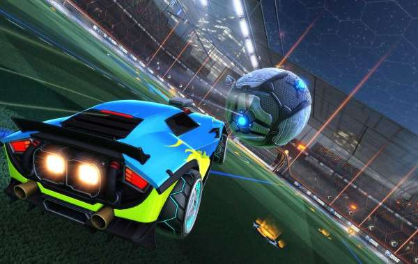 Season 1 items are coming to Rocket League
