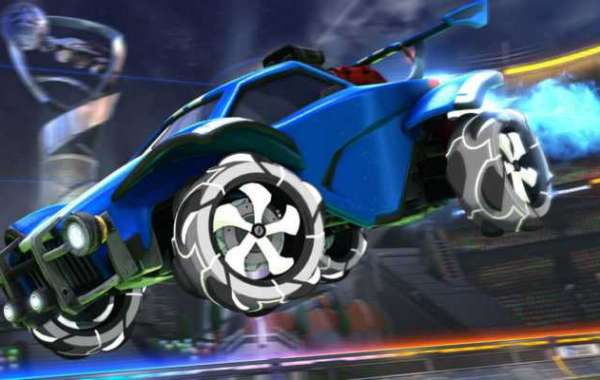 Rocket League Items that update here