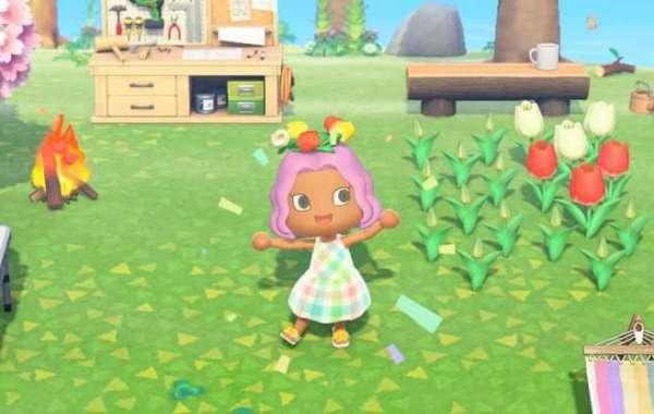 Mushroom season is here for Animal Crossing