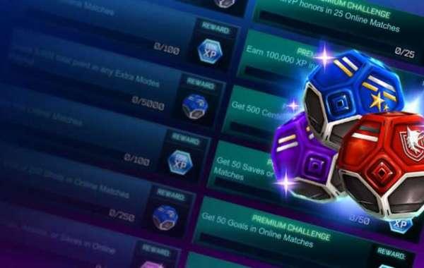 Rocket League Items customization