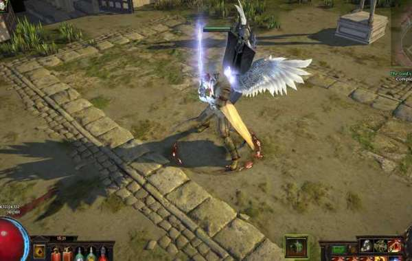 We can now play Path of Exile in multiplayer on iPhone