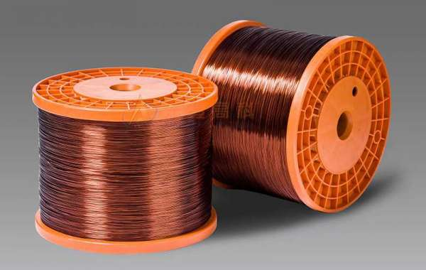 Excellent Mechanical Properties Of Round Enameled Wire