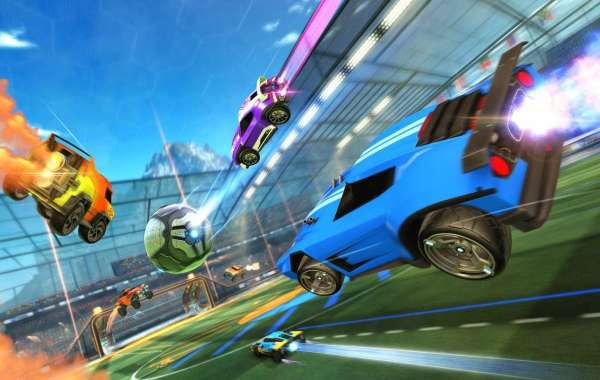 Rocket League moved to another model and now has a pivoting thing shop