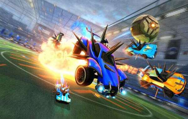 Blueprints will arrive in a Rocket League game update next month