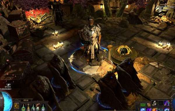 The old players who gave up playing Path of Exile before are back again